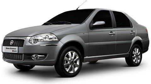 Fiat Siena passará a ser fabricado na Argentina e Palio perde direção hidráulica em algumas versões