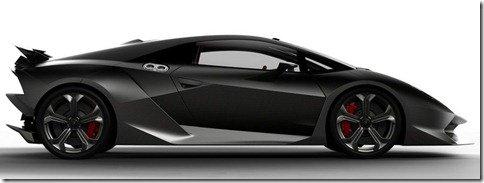 Lamborghini Sesto Elemento poderá ter algumas unidades vendidas