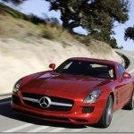 Mercedes SLS AMG já tem 100 unidades encomendadas no Brasil