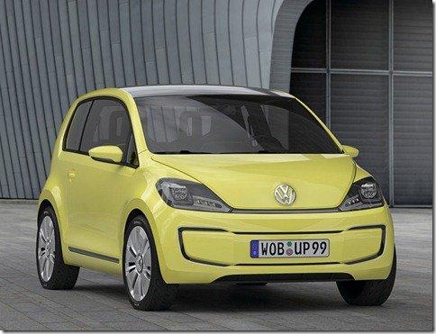 Volkswagen confirma o lançamento de um novo compacto na Europa