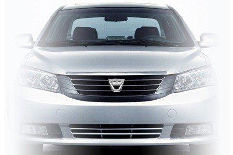 Dacia revela imagem da nova geração do Logan