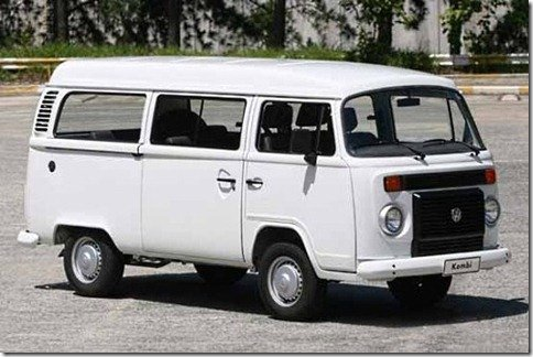 Volkswagen Kombi é convocada para recall no Brasil