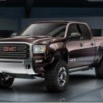 General Motors divulga fotos do conceito Sierra All Train HD, que estará no Salão de Detroit