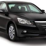 Honda lança oficialmente o Accord 2011