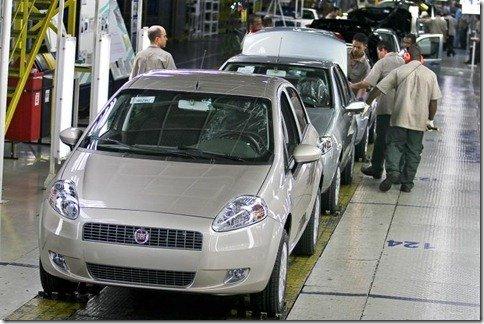 City Car da Fiat será fabricado em Pernambuco