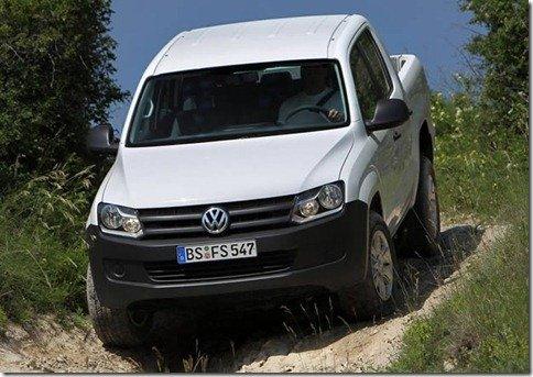 Volkswagen Amarok ganha motor 2.0 de 122cv na Argentina