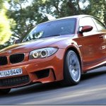 BMW mostra o Serie 1 M Coupe