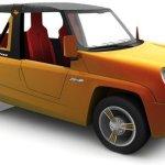 Rinspeed BamBooo, mais um carro esquisito da fabricante suíça