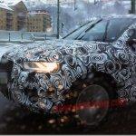 Audi Q3 é flagrado novamente