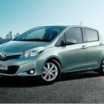 Toyota Vitz 2011 tem primeiras imagens oficiais divulgadas