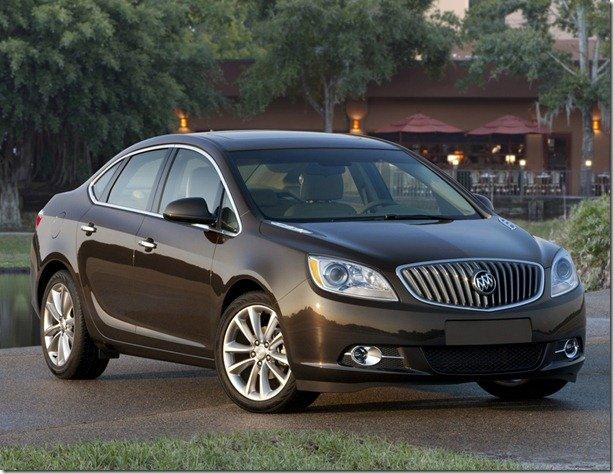 Buick Verano 2012 estará em Detroit