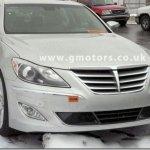 Hyundai Genesis passará por reestilização na linha 2012