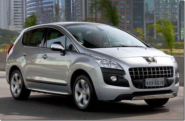 Peugeot 3008 tem fila de espera de até 90 dias