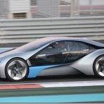 BMW Vision EfficientDynamics aparece em Abu Dhabi
