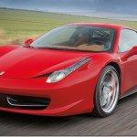 Ferrari estaria desenvolvendo sistema de biometria para seus carros