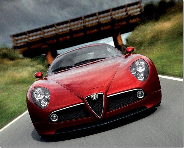 Alfa Romeo poderia apresentar novo esportivo em Genebra