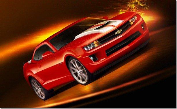 Chevrolet irá produzir o Camaro Z28 a partir de 2012