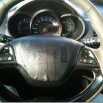 Flagra revela parcialmente o interior do novo Kia Picanto