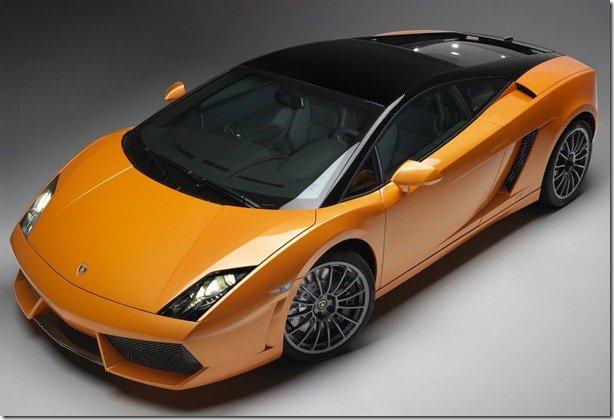 Lamborghini lança versão especial Bicolore para o Gallardo