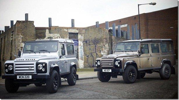 Land Rover Defender Raw será oferecido no Brasil