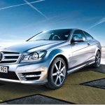 Mercedes Classe C Coupé surge em imagens filtradas