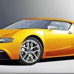 Bugatti Veyron teria um sucessor