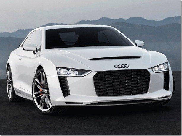 Alguns detalhes sobre a versão de produção do Audi Quattro