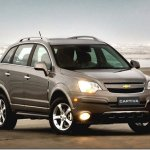 Chevrolet Captiva 2011 começa a ser vendida