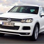 Volkswagen Touareg R-Line é apresentado
