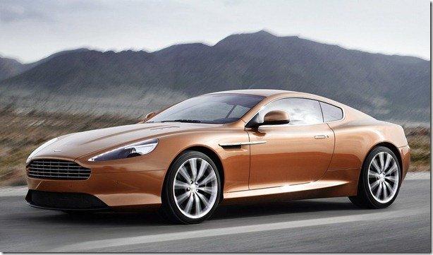 Aston Martin Virage renasce no Salão de Genebra
