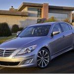 Hyundai Genesis ganha motor V8