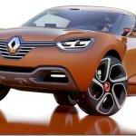 Renault Captur Concept estará em Genebra