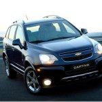 Chevrolet Captiva 2011 conta com novidades mecânicas