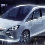 Opel mostra Zafira Tourer Concept