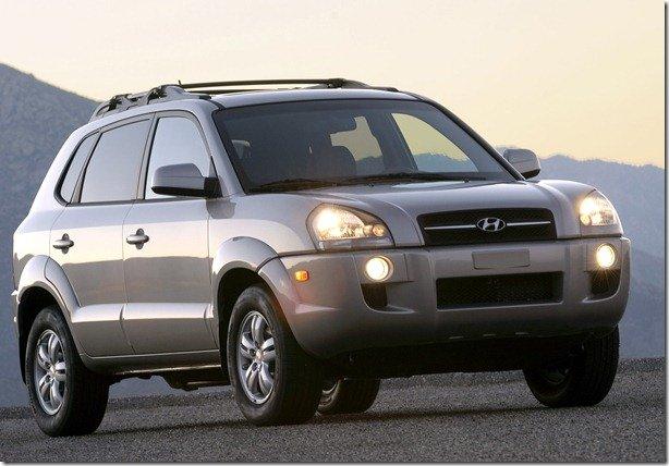 Hyundai Tucson será flex até meados deste ano