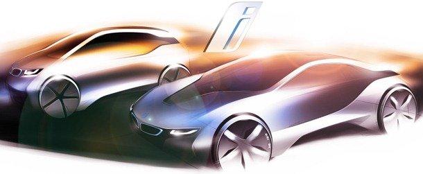 BMW i, a divisão de carros ecológicos da BMW