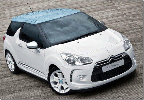 Citroën DS3 chega à Argentina pelo equivalente a R$ 57,8 mil