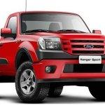 Ford Ranger Sport passa por mudanças na linha 2011
