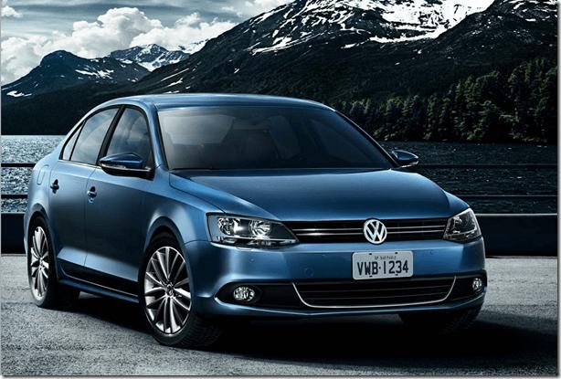Detalhes sobre o Volkswagen Jetta que será vendido no Brasil
