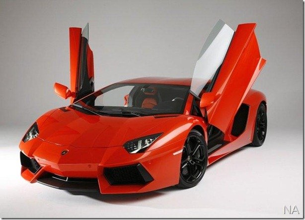 Ainda mais fotos do Lamborghini Aventador–Veja o painel do superesportivo