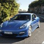 Porsche revela o Panamera S Hybrid