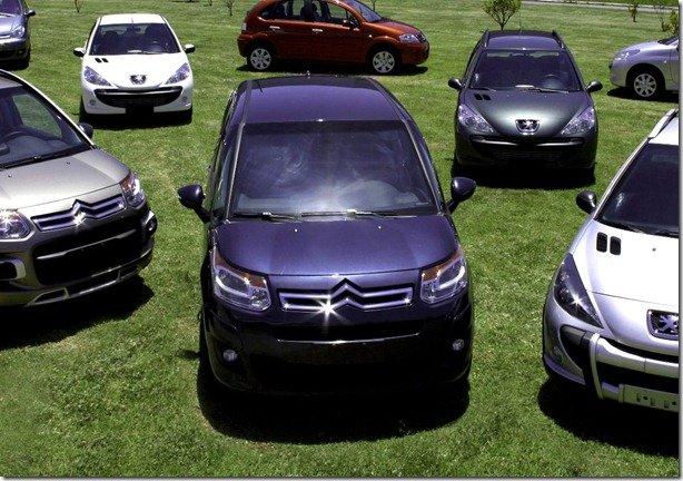 """Citroën C3 Picasso, a versão """"civil"""" do Aircross é divulgada pela PSA"""