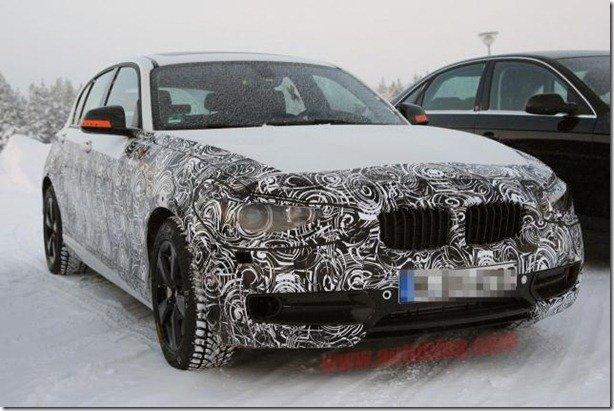 BWM prepara motores flex para a nova geração do BMW Série 1