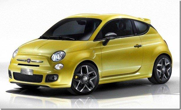Fiat 500 Coupé Zagato será produzido