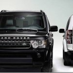 Land Rover Discovery 4 Black and White é lançada por R$ 239.900