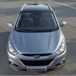 Hyundai IX35 começa a ser montado no Brasil em 2012