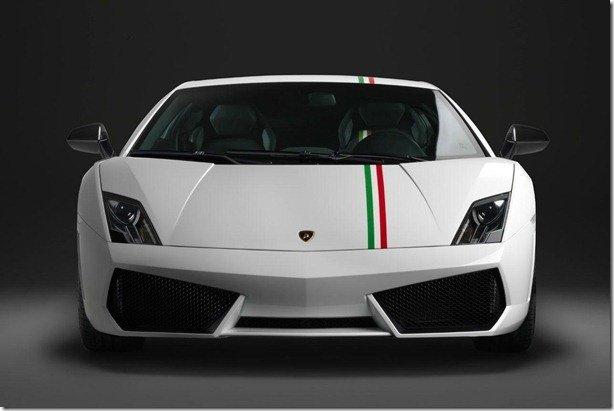 Lamborghini Gallardo Tricolore será lançado na próxima semana