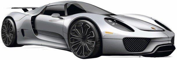 Porsche 918 Spyder tem produção confirmada