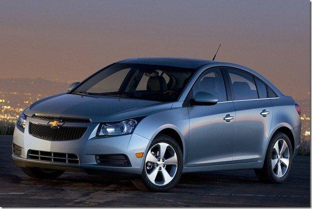 Chevrolet Cruze irá tirar de cena o Vectra GT