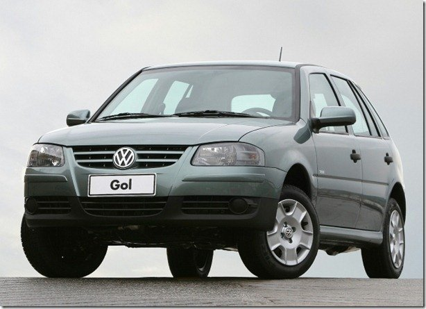 Volkswagen Gol G4 ganha motor 1.4 na Argentina